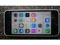 Iphone 5C 8GB White Sim lock (EE.Orange,T-Mobile)