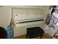 Beautiful Reid-Sohn Piano