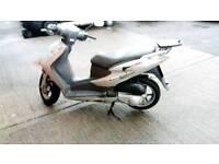 Honda dylan 125cc 12 month mot