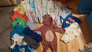3 month boys brand name baby clothing