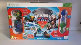 Skylanders Trap Team Xbox 360 Starter Pack - boxed
