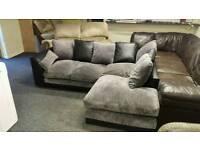 Corner sofa ( free delivery)