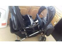 graco double pram for a sale bargain...