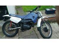 Yamaha RT 100 ( not kx ktm cr rm yz pit bike quad )