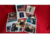 Titanic Limited Edition Boxed Collectors Video Set Film Cells Postcards