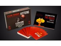 Selling Exploding Kittens (NSFW Edition)