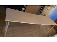 Foldable Table 55cm * 177cm