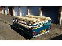 raclet trailer tent 6 berth