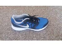 Nike Revolution 3 Jn62 Trainers Royal/MetGrey