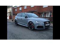 2015 Audi rs3 ..... Nardo grey ...... Big Spec ......Px welcome