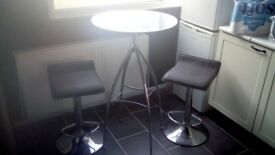 Table and Stools for sale