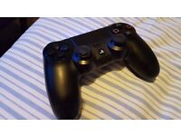 ps4 500gb with controller working fine