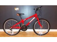 Boys FALCON Fattrack 18 speed bicycle