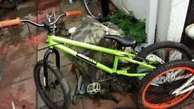 Bigfoot bmx bike