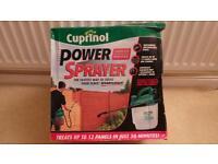 Cuprinol Cordless Power Sprayer for the Garden