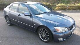 Lexus IS200 se 54 reg Automatic