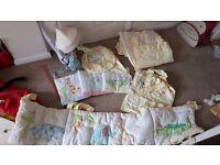 Jungle Chums Nursery Bundle, complete set to finish a room!