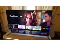 PANASONIC VIERA 50-inch 50DX700B Smart 4K UHD LED TV, 800Hz, built in Wifi,Freeview Play,NETFLIX
