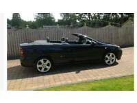 Vauxhall Astra 1.8 soft top for sale