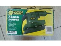 Orbital sander boxed in full working order! Can deliver or post! Thank you