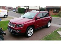 2013 Jeep Compass Limited 2.2crd (63 Plate)