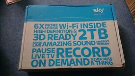 2TB Sky box NEW still in box