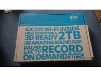 2TB Sky box NEW still in box