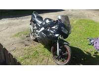 Nsr 125 2000 foxeye or swaps for bigger bike