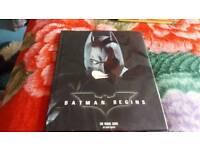 Bat man begins book