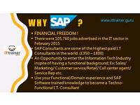 EARN UPTO £450 PER DAY, GET TRAINED IN SAP FI - FINANCE & CONTROLLING