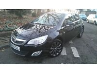 2011 VAUXHALL ASTRA 1.6 AUTOMATIC 5 DR ... (not corsa,polo,micra,clio,fiesta,focus,golf,audi,peugeot