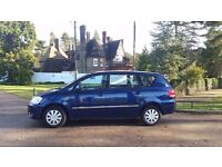TOYOTA AVENSIS VERSO 7 SEATER 106'000 SERVICE HISTORY MOT SEPT 2017 HPI CLEAR CALL 07754038020
