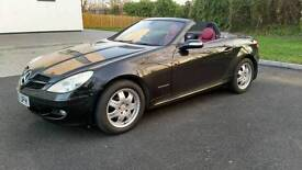 Mercedes-Benz SLK 200 kompressor 76k