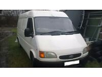 USED LWB FORD TRANSIT FOR SALE