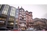 Office for rent in City Centre of Glasgow, Hatrack, 14psf
