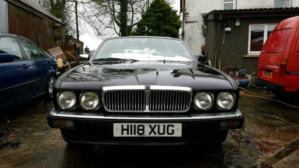 Jaguar XJ40/XJ6 3.2 Auto 1990   in Templepatrick, County ...