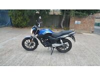 2015 lexmoto 125cc geared bike