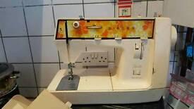 Sewing singer machine