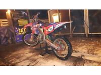 Honda Crf 250 2011 efi mint condition may swap Yz cr kx rm Ktm Yzf yfz banshee raptor jetski