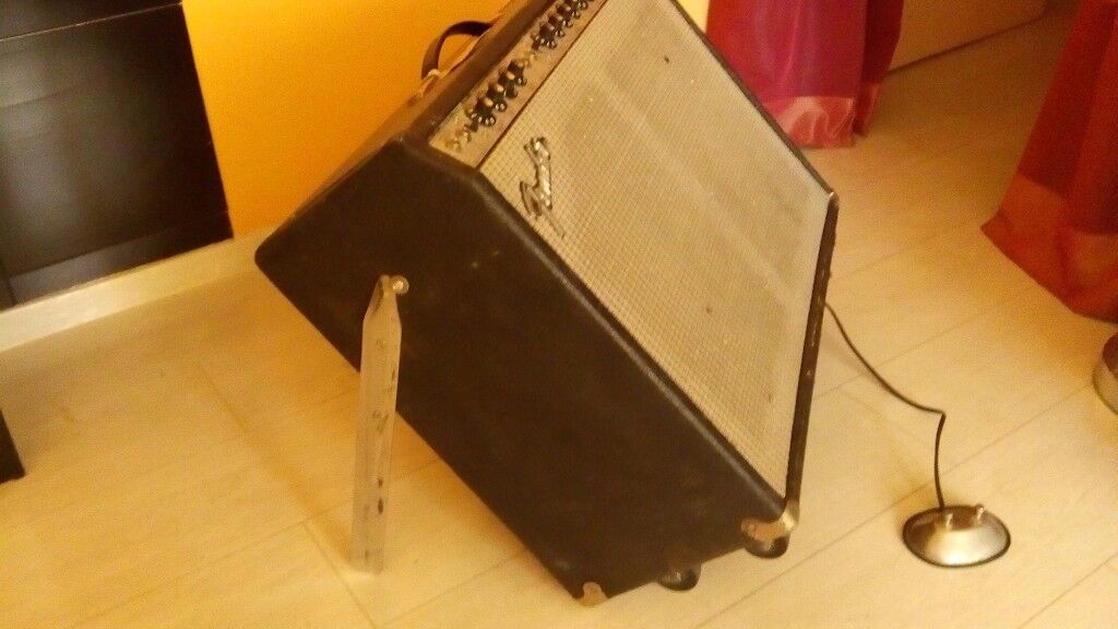 Fender Twin Reverb amplifier 1976