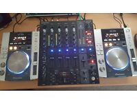 Selling my DJ equipment due to not use