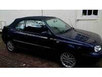 Volkswagen Golf Convertible for sale