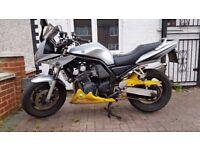 Yamaha Fazer 600 2003