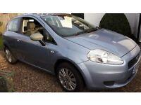 Fiat Punto 1.4 Dynamic Petrol 2 Door
