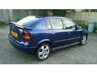 2004 ASTRA G 1.8 SRI LOW MILAGE SERVICE HISTORY