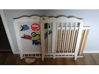 Ikea Childs Cot *FREE TO COLLECT* good condition