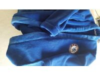 Chelsea dressing gown - age 9-10