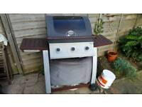 Gas BBQ set for sale