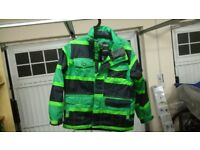 Boys Ski Jacket and Trousers