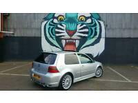 2004 MK4 Volkswagen Golf R32 4motion only 57k, FSH, x2 keys, Millteks may swap/px bmw, s line, a4